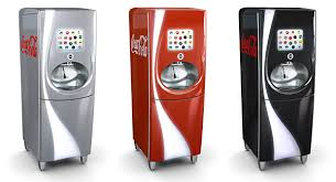 Soda Vending Machines For Home Interesting What If Your Vending Machine Had 48 Different Soda Options