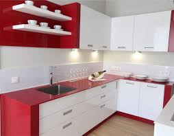 White And Red Kitchen Red And White Kitchen Interior Design Ideas And Photo Gallery