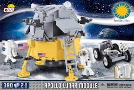 """Пластиковый <b>конструктор COBI</b> """"Лунный модуль"""" с двумя ..."""