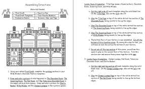 charlie and the chocolate factory by roald dahl teaching resources charlie and the chocolate factory project directions worksheets