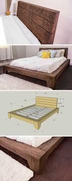 design of furniture bed. platform bed beds frame reclaimed wood rustic furniture design of