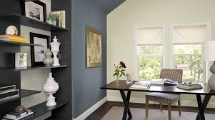 paint color for home office. Perfect For Benjamin Moore Paint Colors Blue Home Office Ideas Boldly Accented Throughout Color For O