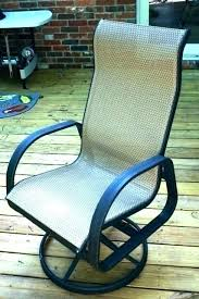 how to repair outdoor furniture fabric sling chair fabric lovely outdoor furniture sling replacement and patio