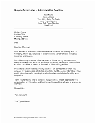 10 Office Assistant Cover Letter Besttemplates