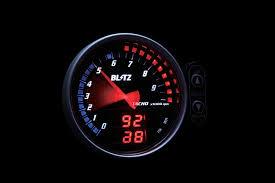 Blitz Black Light Gauges Amazon Com Blitz Fld Meter Tacho 15202 Automotive
