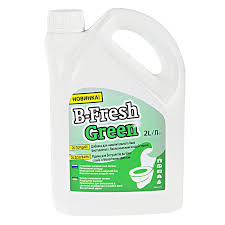 <b>B</b>-<b>FreshGreen</b> of <b>2</b> l (Liquid for the lower tank) buy in Nur-Sultan