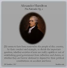 this day in history alexander hamilton the federalist papers  this day in history alexander hamilton the federalist papers the constitution