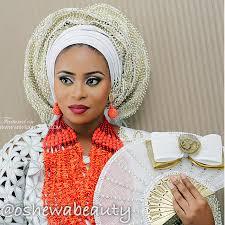 wedding makeup by oshewa beauty for my wedding nigeria