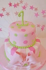 Girl 1st Birthday Cake Designs Colorfulbirthdaycakeml