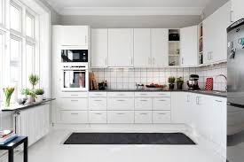 Gallery of Modern White Kitchen Cabinets Awesome With Additional Small Home  Decor Inspiration
