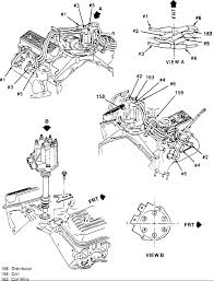 similiar 4 3 liter engine diagram keywords 10 blazer rebuilt dies spark plugs wires all the vacum hoses
