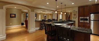 basement kitchen design. Basement In Ottawa Renovation Kitchen Design