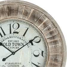 large wooden wall clock large wooden clock large wooden wall clock front large wooden kitchen clock