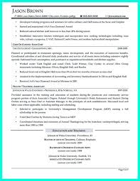 Awesome Chef Resumes That Will Impress Your Future Company Resume