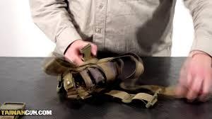 <b>Universal Tactical</b> Drop Leg Holster <b>TORNADO</b> Type. - YouTube