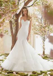 extravagant duchess satin and organza wedding dress style 6837