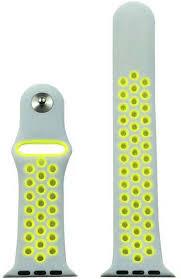 <b>Ремешок</b> для смарт-<b>часов Eva</b> AVA012 для Apple Watch 38 мм ...