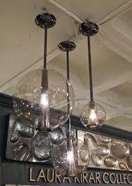 brown nickel single pendant lighting