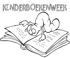 Kleurplaat Kinderboekenweek Flevokids Kleurplaten Boekenweek