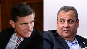 Chris Christie tells Trump not to let Michael Flynn in the Oval Office