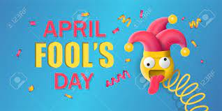 Jester In Joker Hat April Fool's Day Banner Royalty Free Cliparts, Vectors,  And Stock Illustration. Image 124926073.