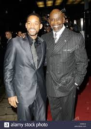 Will Smith e Chris Gardner UK premiere del film