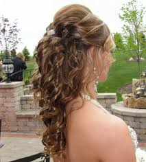 Homecoming Hairdos Long Hair Hair Style And Color For Woman