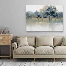 Contemporary art furniture Luxurious Waters Edge Ii Gallery Wrapped Canvas Brabbu Modern Contemporary Art Gallery Shop Our Best Home Goods Deals