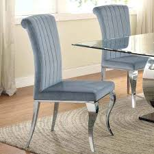 velvet dining chairs design stainless steel with grey silver velvet dining chairs set of 4 pink velvet dining chairs