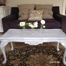 Style Coffee Table Lilyfield Life Get The Look Dry Brush French Style Coffee Table