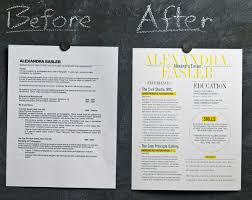 Can Beautiful Design Make Your Resume Stand Out Resume Form