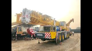 265 Ton Liebherr Crane Load Chart Demag Ac 265 100 Tons Crane For Sale Buy Sell Hire Cranes