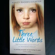 Three Little Words - By Ashley Rhodes-Courter, Books & Stationery on  Carousell