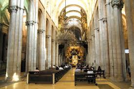 Interior De Interior Catedral De Santiago Thinglink