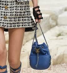 chanel cruise 2017 bags. chanel blue gabrielle purse bag - cruise 2018 2017 bags a