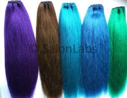 Purple Pack Hair Color Chart Colored Straight Hair