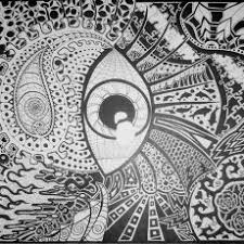 Incredible Inspiration Free Psychedelic Coloring Pages To Download