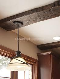 reclaimed wood beam skins