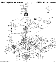 Tecumseh Engines 6hp Manual