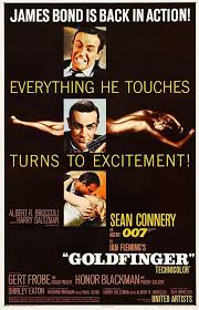 Pussy Quotes Magnificent MEMORABLE MOVIE QUOTES GOLDFINGER 48 This Is My Creation The