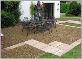 easy patio ideas an do it yourself design compared to pavers save big intended for 9
