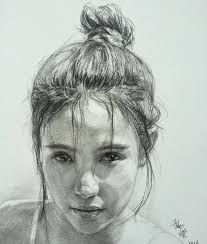Charcoal Portraits Full Of Expressions And Emotions By Lee
