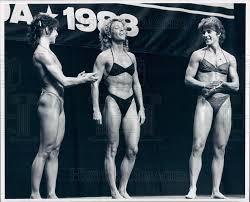 1983 Tampa FL Ms. America 1983 Kerri Keenan/Langone/Thomas Press ...