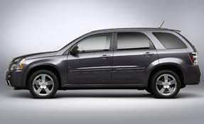 2008 Chevrolet Equinox - Information and photos - ZombieDrive