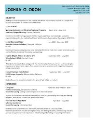Entry Level Cna Resume entry level cna resume sample Enderrealtyparkco 1