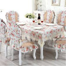 kitchen table cover contemporary decoration dining room table cloth tablecloth cover set lace elegant print dining