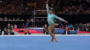 Image Foam Simone Biles Floor Routine On Day Of Us Gymnastics Championships Nbc Sports Nbc Sports Simone Biles Floor Routine On Day Of Us Gymnastics Championships