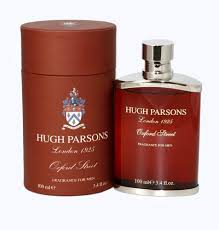 <b>Hugh Parsons</b> Oxford Street Eau De Parfum Spray for Men, 3.4 Ounce