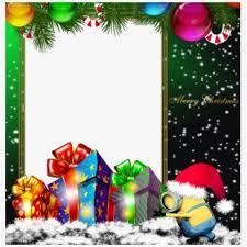 Christmas Photo Frames For Kids 15 Christmas Png Frames Free For On Mbtskoudsalg Merry