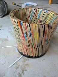 pencil crayon bowl by cloudchaset150 on reddit popcorn bowldiy ideascraft ideasdecor  on diy wall art reddit with pencil crayon bowl by cloudchaset150 on reddit oma pinterest